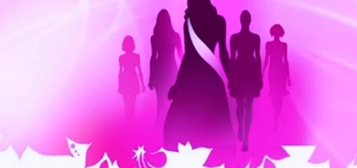 конкурс красоты для юных красавиц