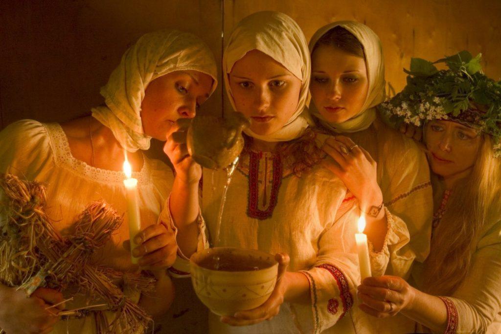 русские обряды