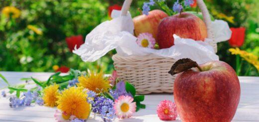 спасовые яблоки