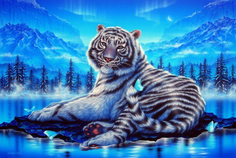 новый год водяного тигра