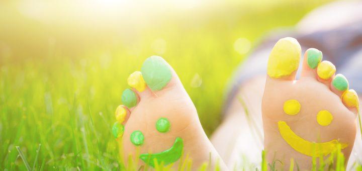 здоровые ножки картинка для детей